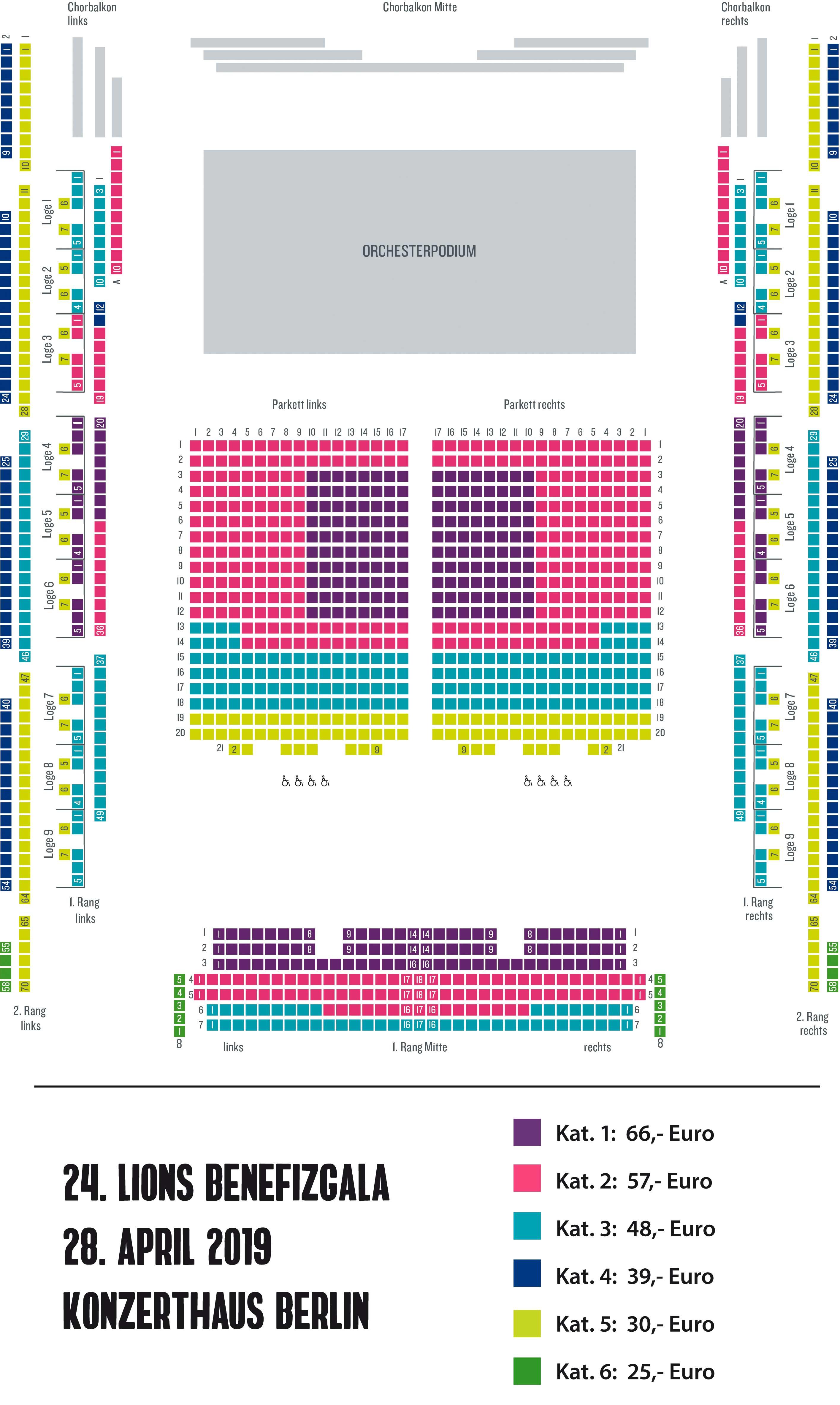 Sitzplan-Konzerthaus